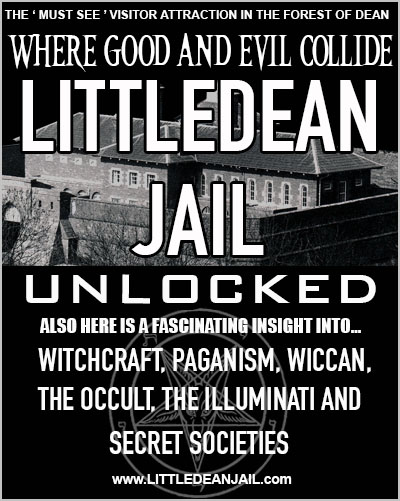 Witchcraft Museum, Satanism, The Occult, Paranormal and Beyond at The Littledeanjail