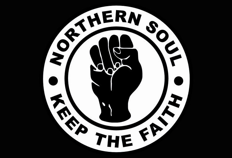 Northern Soul, Keep the Faith logo