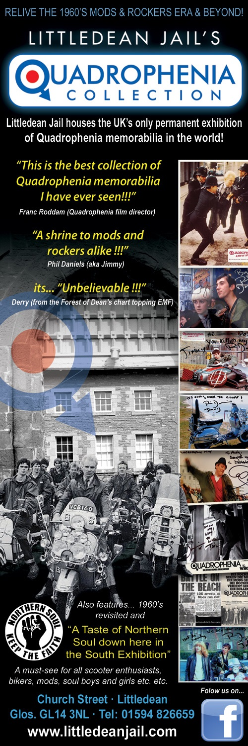 Quadrophenia Collection Panflet